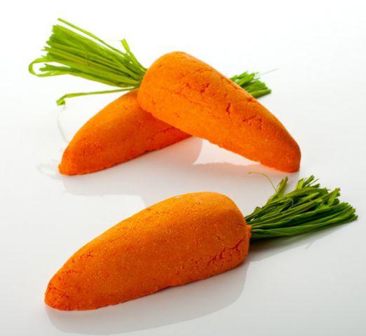 Пена для ванны Lush The Carrot