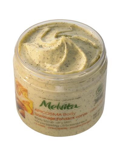 Питательный скраб для тела Melvita Apicosma 2