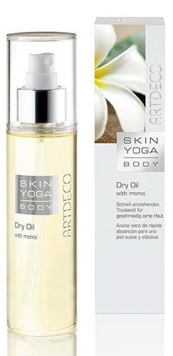 Сухое масло Artdeco Dry Oil with Monoi