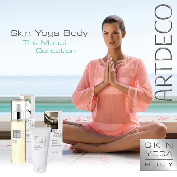 Artdeco Spring Summer 2013 Skin Yoga Body Monoi Collection 2