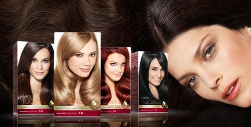 Краска для волос Цвет-Эксперт от Oriflam
