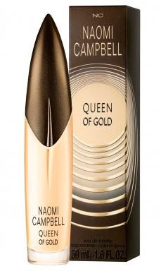 Naomi Campbell Queen of Gold 2