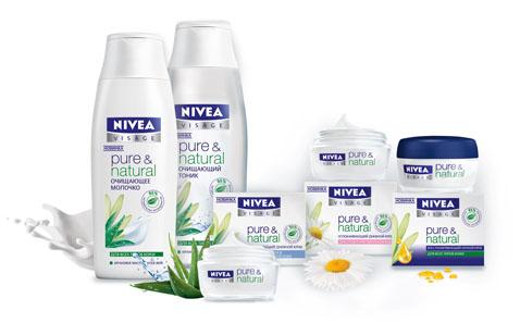 Nivea Pure & Natural 2