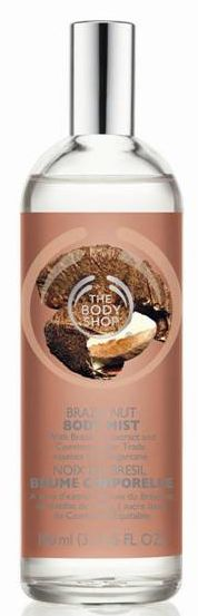 Спрей для тела The Body Shop Бразильский орех