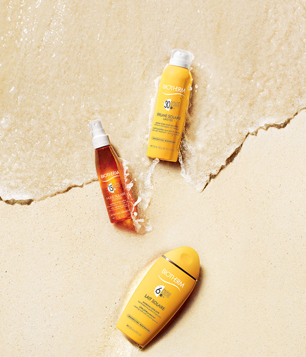 Biotherm Summer 2013 Sun Care Collection 4