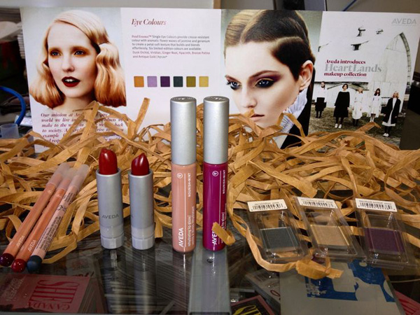 Aveda Fall 2013 Heart Lands Collection 2