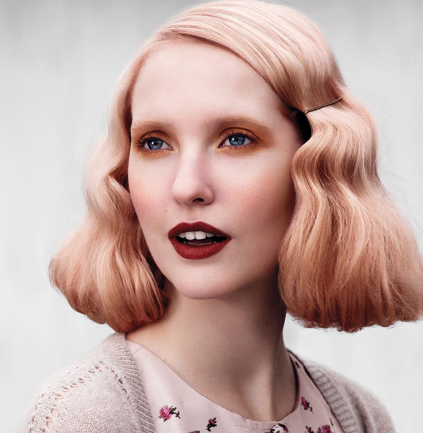 Aveda Fall 2013 Heart Lands Collection