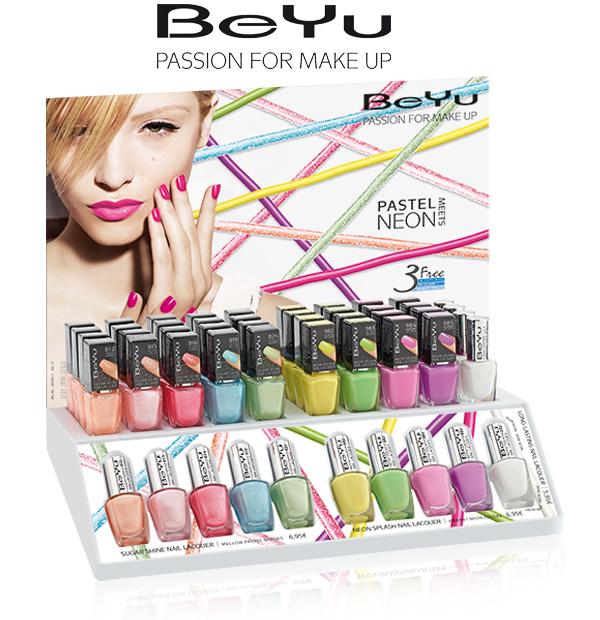 BeYu Summer 2013 Pastel Meets Neon Collection 2