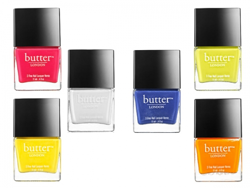 Butter London Colour Clash for Fall 2013 2