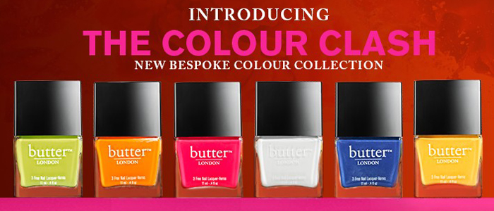 Butter London Colour Clash for Fall 2013 6