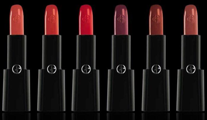 Осенняя коллекция макияжа 2013 г. giorgio armani makeup collection 1beautynews.ru.