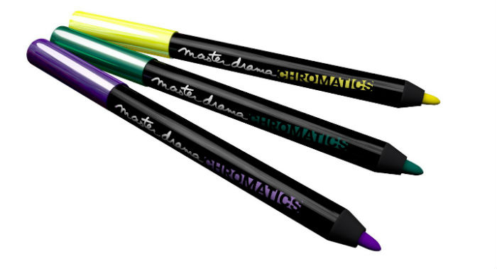 Maybelline Master Drama Chromatics Eye Liners 3