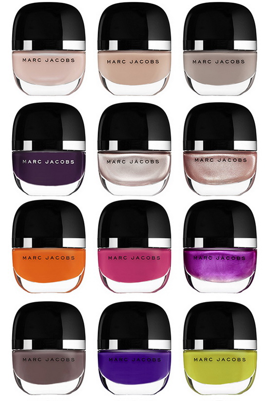 Marc Jacobs Enamored Hi-Shine Lacquer 1
