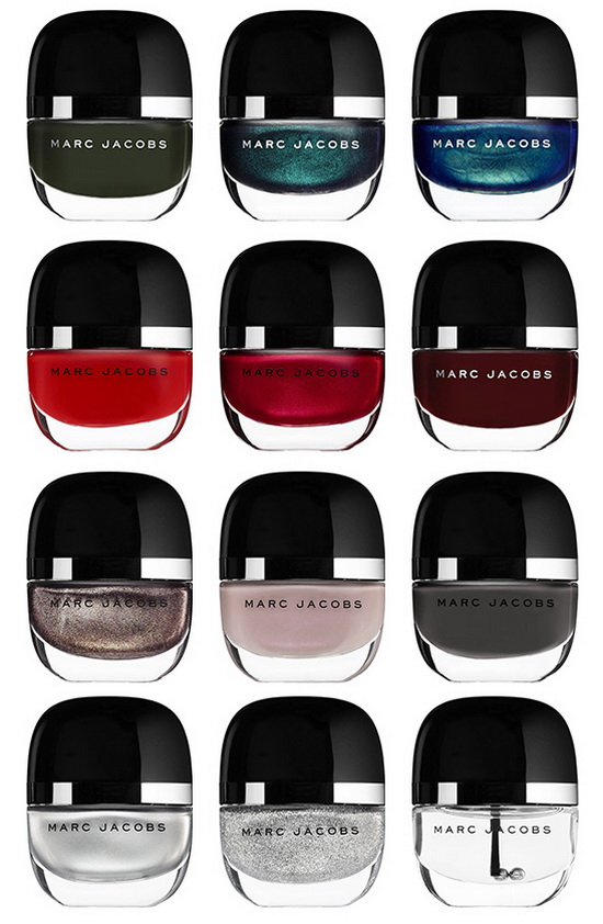 Marc Jacobs Enamored Hi-Shine Lacquer 2
