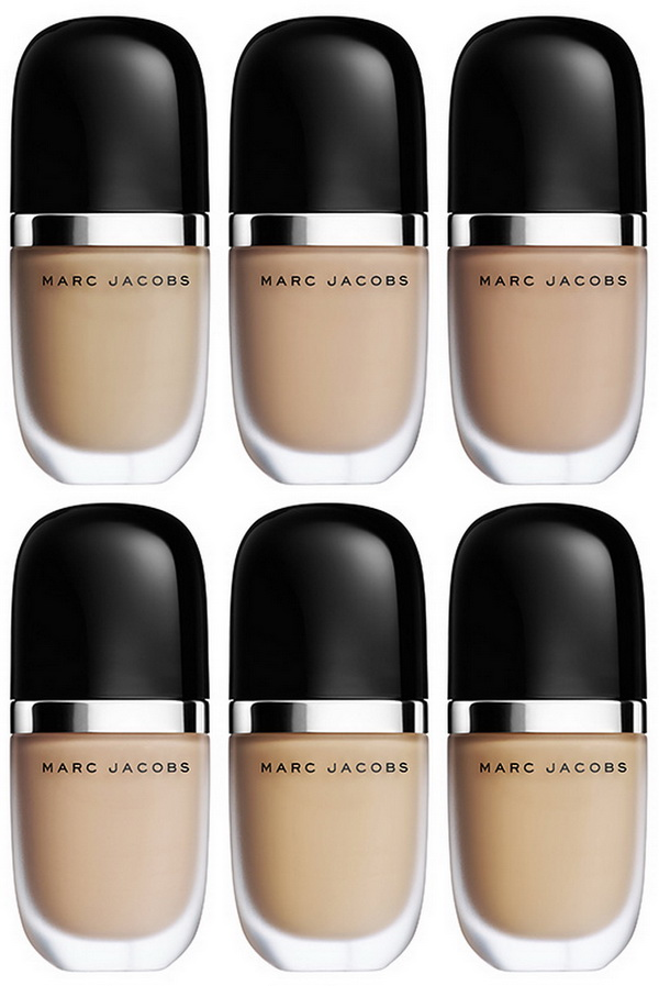 Marc Jacobs Genius Gel Super-Charged Foundation 1