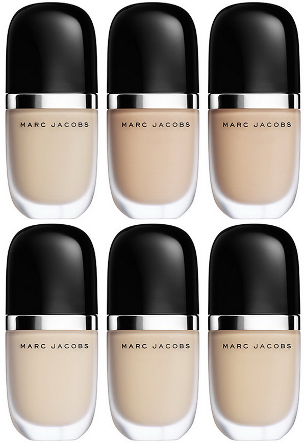 Marc Jacobs Genius Gel Super-Charged Foundation 2