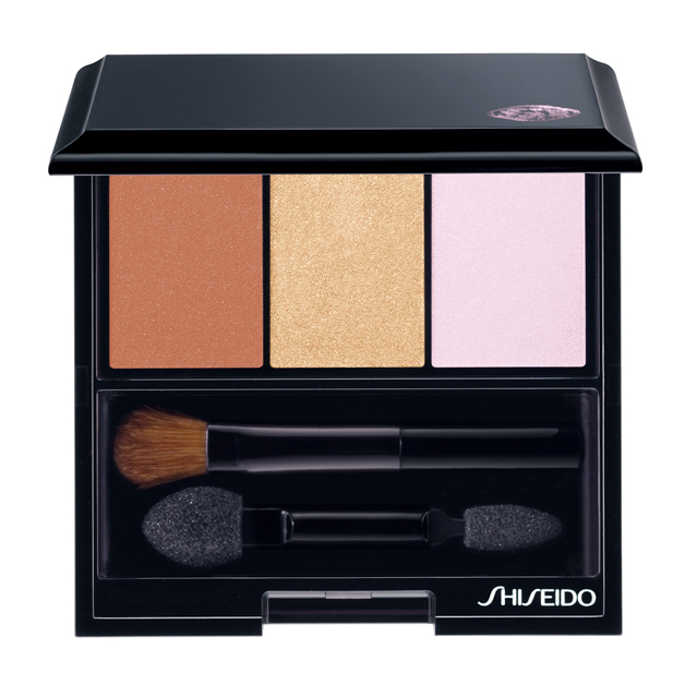 Shiseido Luminizing Satin Eye Color Trio - Into The Woods