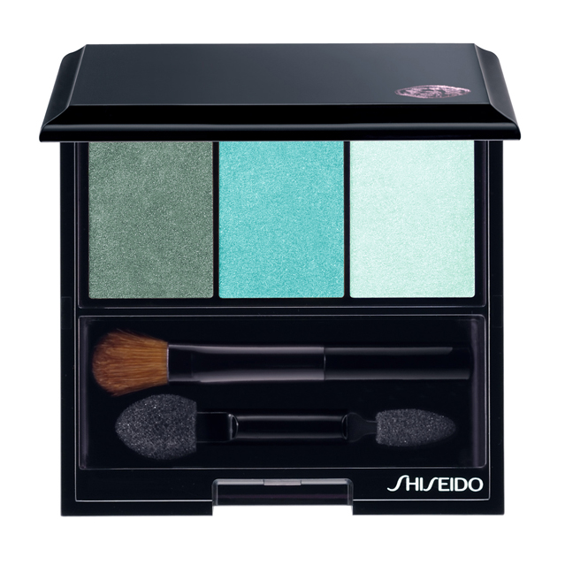 Shiseido Luminizing Satin Eye Color Trio - Lido
