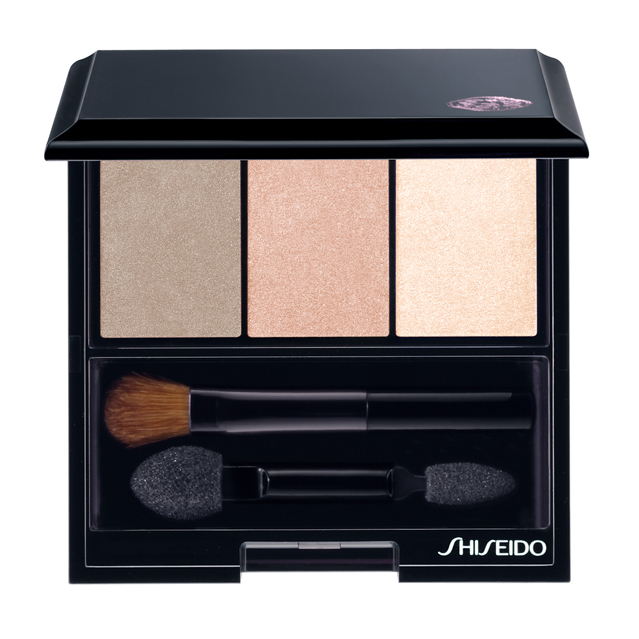 Shiseido Luminizing Satin Eye Color Trio - Nude