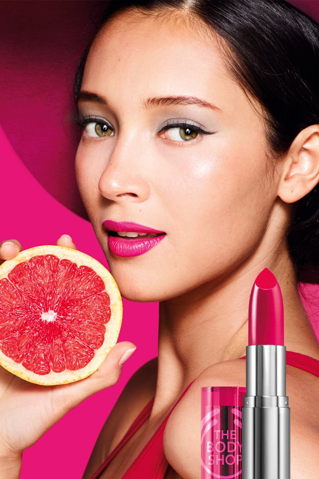 The Body Shop Colour Crush 3