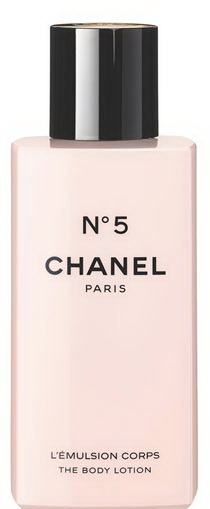 Chanel-No-5-Body-Lotion-The-Senses-Christmas-Collection-2013