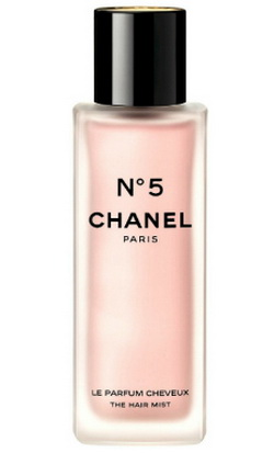 Chanel No. 5 Hair Mist-The-Senses-Christmas-Collection-2013