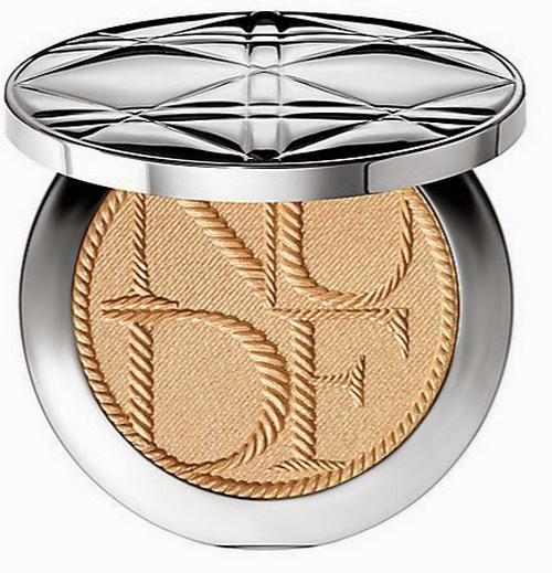 Dior-2014-Transatlantique-Collection-Nude-Tan-Golden -Shimmer-Powder 1