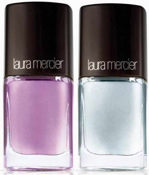 Laura Lacquer Nail Polish: Летняя коллекция макияжа 2014 г. Laura Mercier New