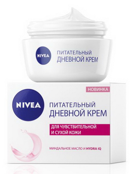 Nivea-Mindal-oil-and-Hydra-IQ-cream