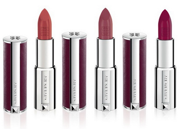 Givenchy-Summer-2014-Le-Rouge-Genuine-Leather-Intense-Color-Sensuously-Mat-Lipstick