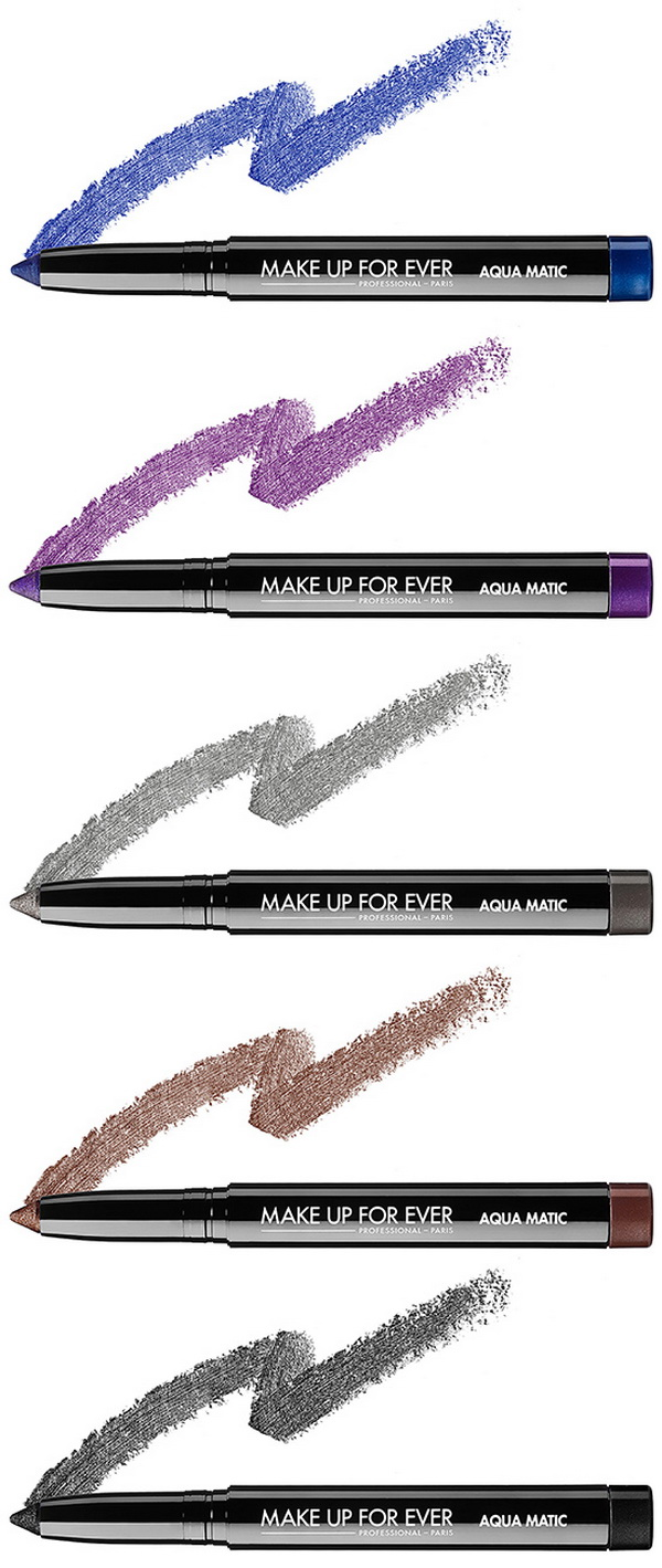 Make-Up-For-Ever-Sumer-2014-Aqua-Collection-Waterproof-Glide-On-Eye-Shadow-Aqua-Matic 2