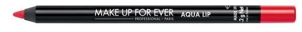 Make-Up-For-Ever-Sumer-2014-Aqua-Collection-Waterproof-Lip-Liner-Pencil-Aqua-Lip-25-C-Orange-Red