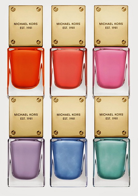 Michael-Kors-2014-Sexy-Nail Lacquers