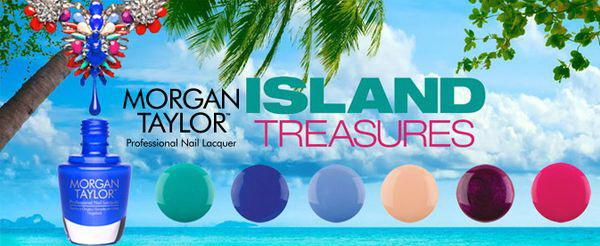 Morgan-Taylor-Summer-2014-Island-Treasures-Collection