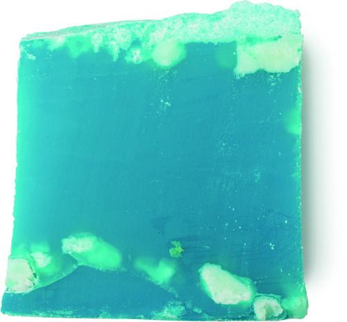 Iced Blue