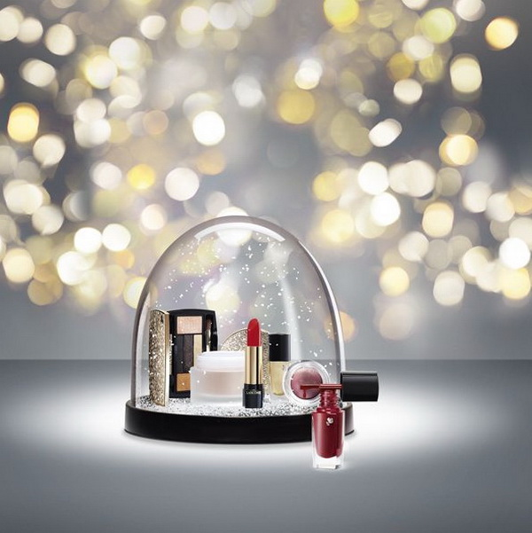 2014 — 2015 г. Lancome Parisian Lights Holiday Collection