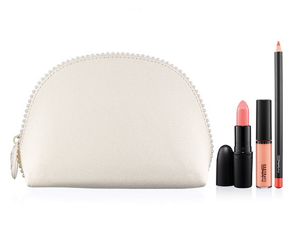 MAC-Holiday-2014-2015-Keepsakes-Collection-Coral-Lip-Bag