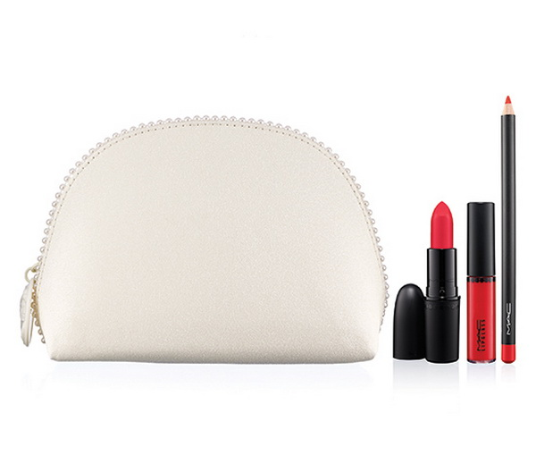 MAC-Holiday-2014-2015-Keepsakes-Collection-Red-Lip-Bag