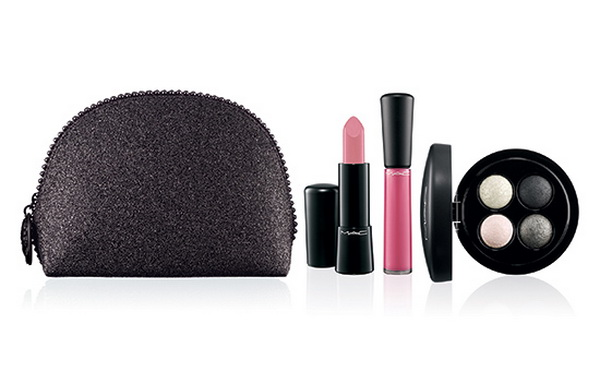 MAC-Holiday-2014-2015-Keepsakes-Collection-Silver-Lip-and-Eye-Bag 1