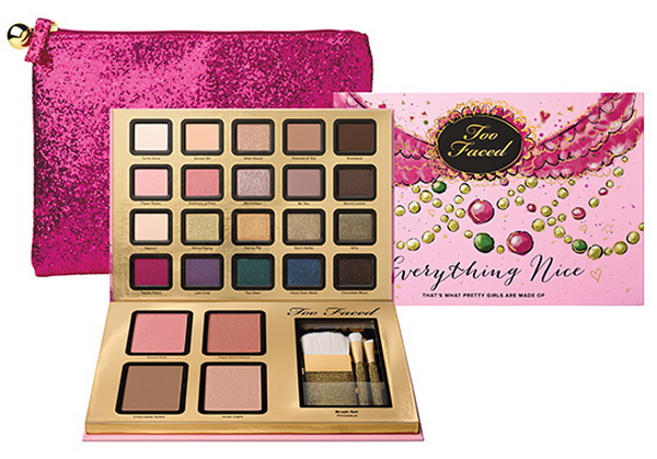 Too-Faced-Holiday-2014-2015-What-Pretty-Girls-Are-Made-Of-Makeup-Collection-Everything-Nice-Palette 2