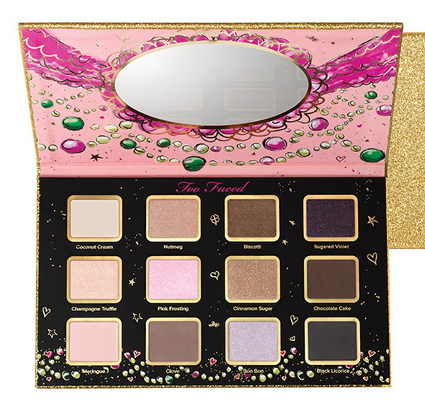 Too-Faced-Holiday-2014-2015-What-Pretty-Girls-Are-Made-Of-Makeup-Collection-Sugar-and-Spice-Palette 2