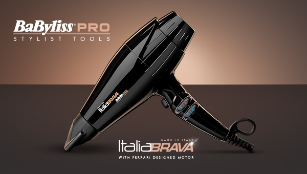 BaByliss Pro ItaliaBRAVA Hair Dryer