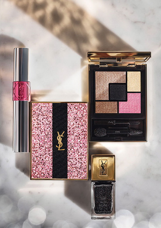 Yves-Saint-Laurent-Spring-2015-Makeup-Collection 1