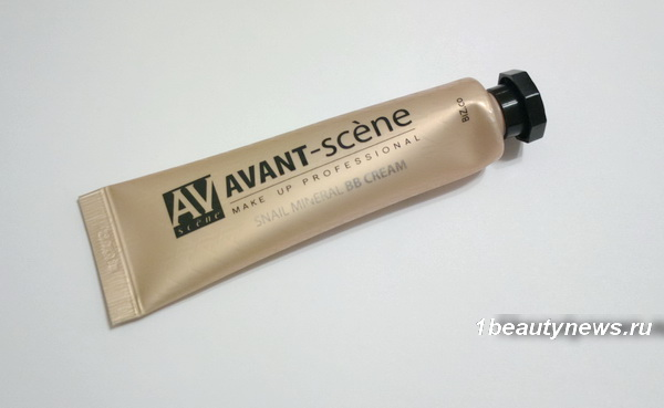 Avant-Scene-Snail-Mineral-BB-Cream-Review