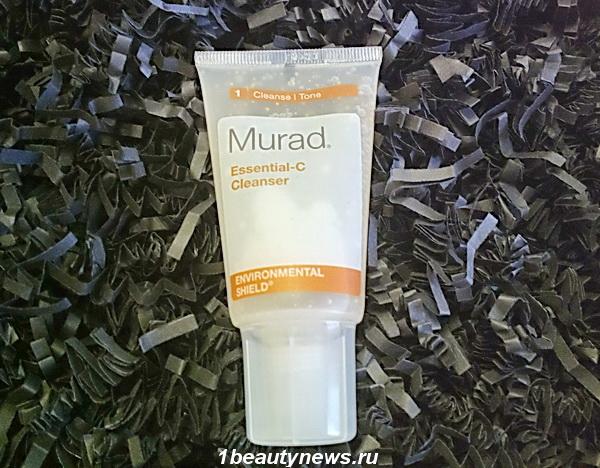 Lookfantastic-Beauty-Box-2014-December-Murad-Enivronmental-Shield-Essential-C-Cleanser