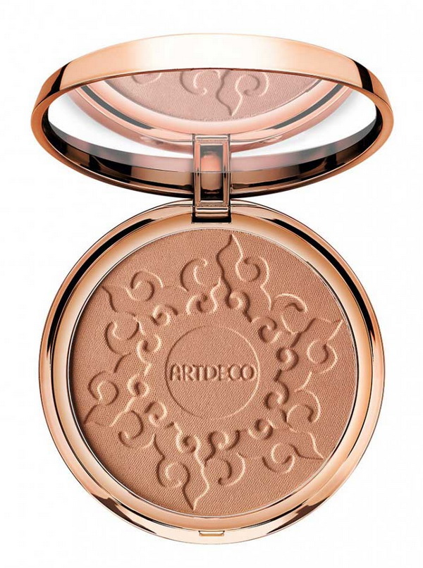 Artdeco-Summer-2015-Here-Comes-the-Sun-Collection-Bronzing-Powder-Compact-SPF15 2