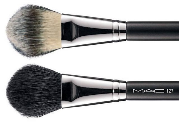 My makeup brush