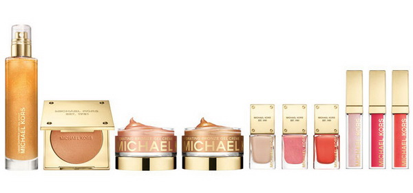Michael-Kors-Summer-2015-Into-The-Glow-Collection 1