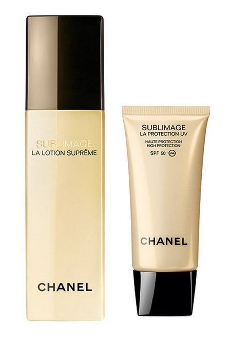 Chanel-Sublimage-2015-La-Protection-UV-and-Sublimage-La-Lotion-Supreme 2