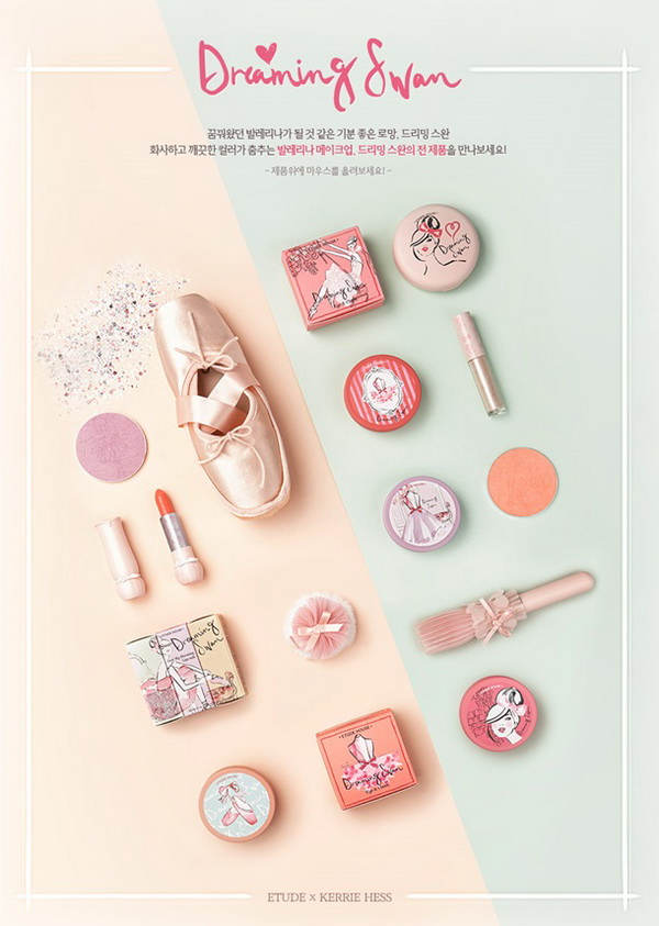 Etude-House-Spring-2015-Dreaming-Swan-Collection 2